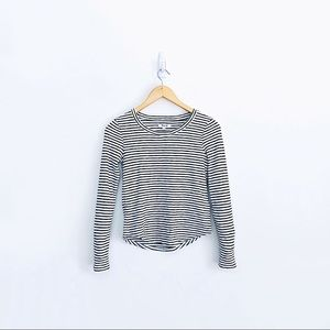 Madewell Sound Ribbed Crewneck Tee
